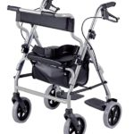 NRS Healthcare 2-in-1 Rollator